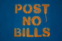 Post No Bills-DayGlo_1136
