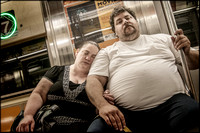 Subway Couples Comfy Lovers