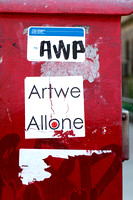 ArtWeAllOne Sticker